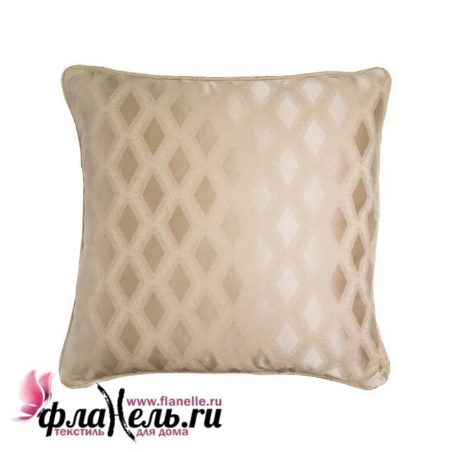 Декоративная подушка Asabella D10-1 атласная 43х43 см