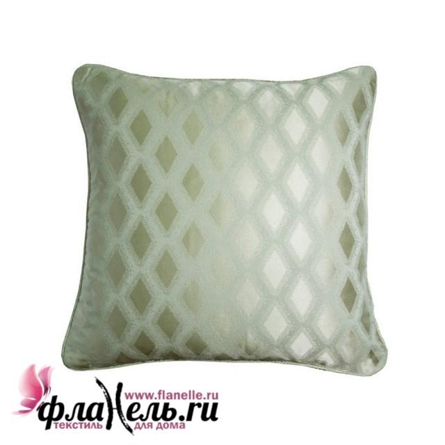 Декоративная подушка Asabella D10-5 атласная 43х43 см