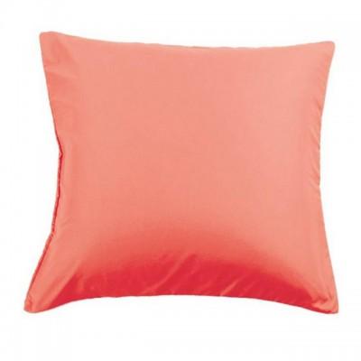 Наволочки 70х70 см (2 шт.) сатин розовые