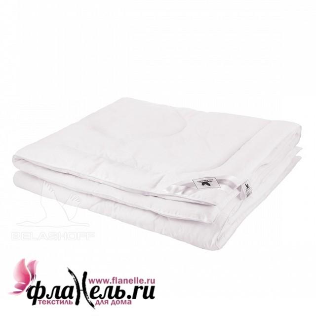 Одеяло хлопковое Belashoff Белое Золото лёгкое 200х220 см