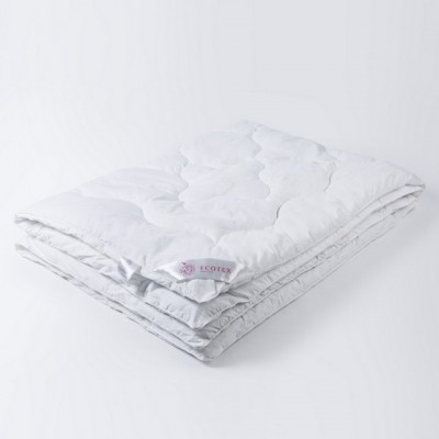 Одеяло Лебяжий пух 140*205 см Ecotex