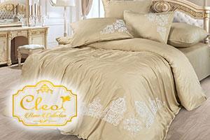 Новинки от Cleo: постельное белье, покрывала и пледы>