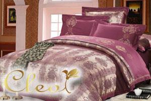 Теперь и домашний текстиль Cleo