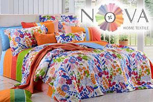 Текстиль NOVA – богатство красок и узоров