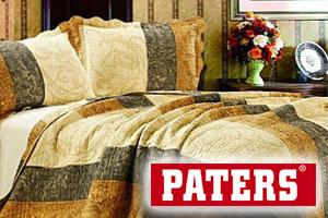 Покрывала Paters – стиль и практичность