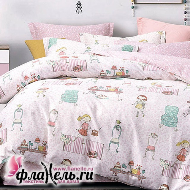Комплект детского постельного белья Asabella 1091-4XS