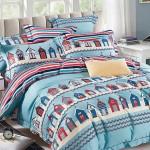 Комплект детского постельного белья Asabella 1096-4XS