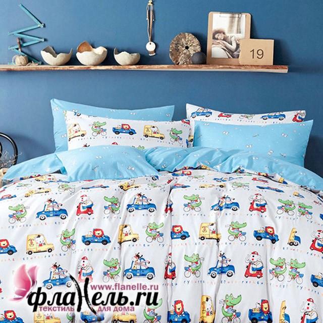 Комплект детского постельного белья Asabella 1123-4XS