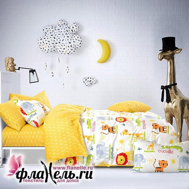 Комплект детского постельного белья Asabella 542-4XS