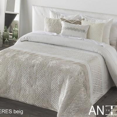 Покрывало Antilo Amberes beige