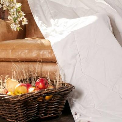 Одеяло Merino Wool всесезонное 155х215 см German Grass