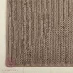Коврик Luxberry Soft коричневый  65х90 см