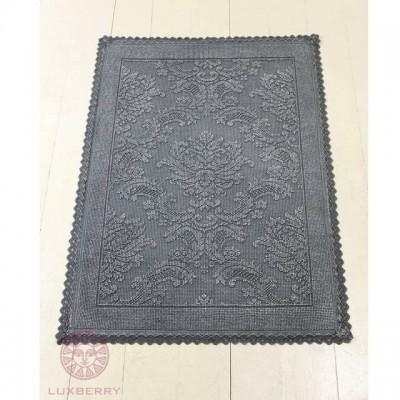 Коврик Luxberry Vintage1 темно-серый 70х100 см