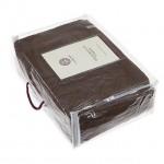 Плед Luxberry Imperio 233 шоколадный