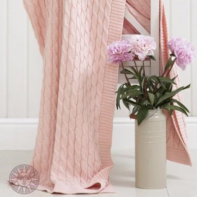 Плед Luxberry Imperio 22 розовый