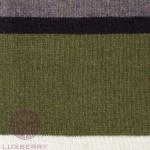 Плед Luxberry Imperio 82 бежевый/зеленый