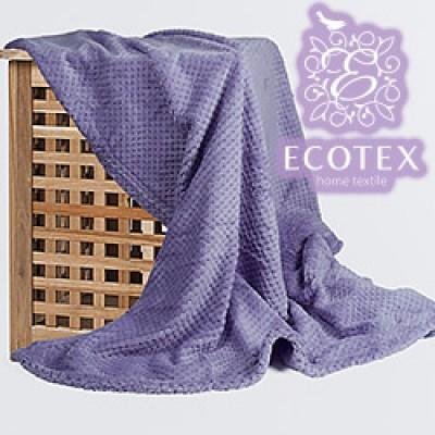 Пледы из микрофибры Ecotex