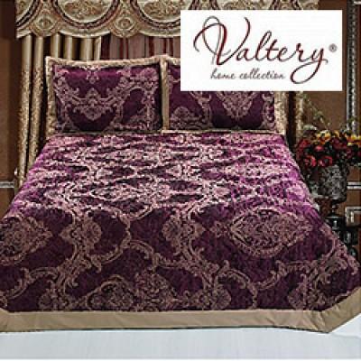 Покрывала Valtery (Вальтери) из жаккарда и сатина
