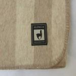 Одеяло-плед из шерсти альпаки и мериноса Incalpaca OA-01