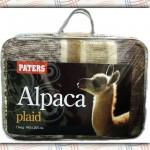 Плед из шерсти альпака Paters (Патерс) Alpaca Орнамент
