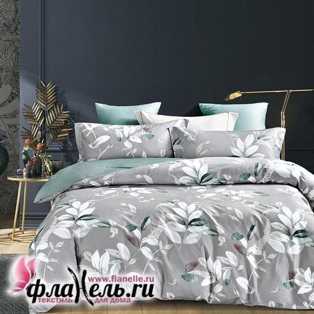 Комплект постельного белья с простыней на резинке Asabella 1546/160