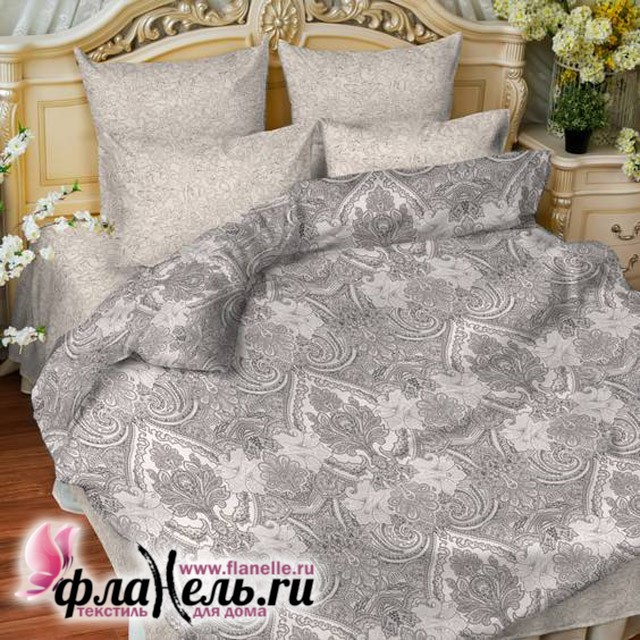 Комплект постельного белья Balimena бязь Black and White (наволочки 50*70 см)