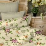 Комплект постельного белья Balimena бязь New rose (наволочки 50*70 см)