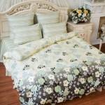 Balimena бязь Peony, размер 2-спальный (наволочки 50*70 см)