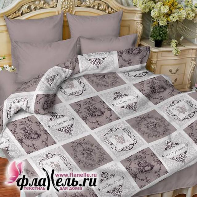 Комплект постельного белья Balimena мако-сатин 33718 Vintage (наволочки 70х70 см)