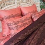 Комплект постельного белья Balimena мако-сатин Wool Threads (наволочки 50х70 см)