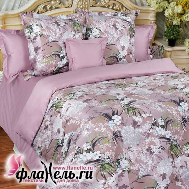 Комплект постельного белья Balimena мако-сатин China style (наволочки 70х70 см)