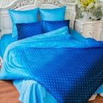 Комплект постельного белья Balimena мако-сатин Faded dots (наволочки 50х70 см)