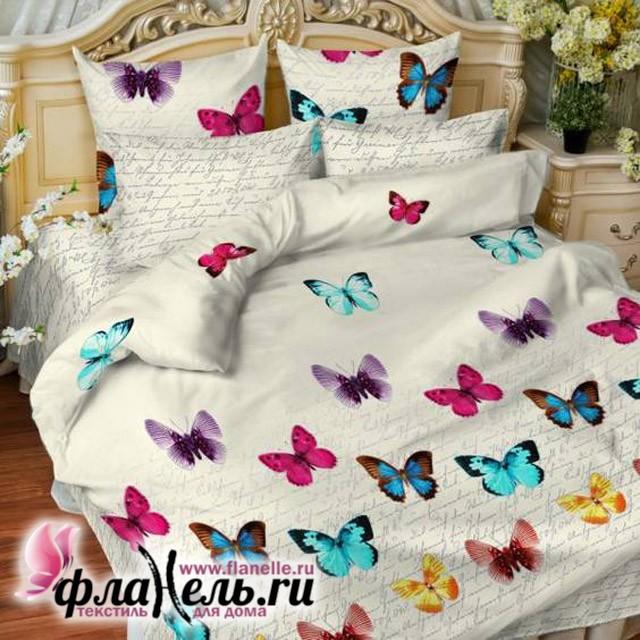 Комплект постельного белья Balimena мако-сатин Giardani (наволочки 50х70 см)