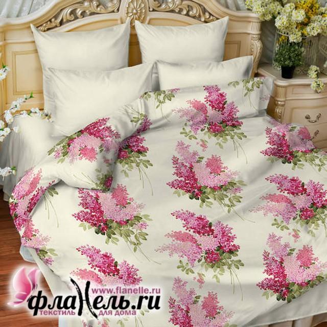 Комплект постельного белья Balimena мако-сатин Ricardo pink (наволочки 70х70 см)