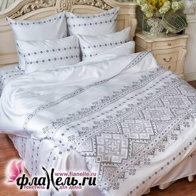Комплект постельного белья Balimena мако-сатин Sereya (наволочки 70х70 см)
