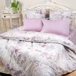 Комплект постельного белья Balimena Магия Шелка Пепел розы