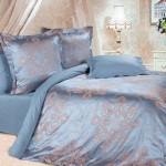 Комплект постельного белья Ecotex Estetica Борнео в чемодане