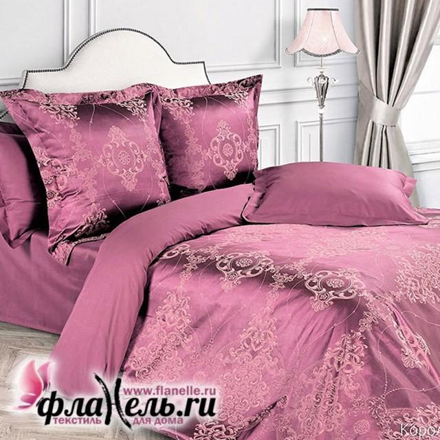 Комплект постельного белья Ecotex Estetica Королева в чемодане