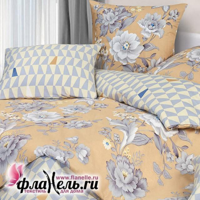 Комплект постельного белья Ecotex Harmonica Белый шиповник