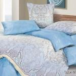 Комплект постельного белья Ecotex Harmonica Тадж-Махал