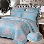 Комплект постельного белья KingSilk Arlet AC-100 сатин-жаккард