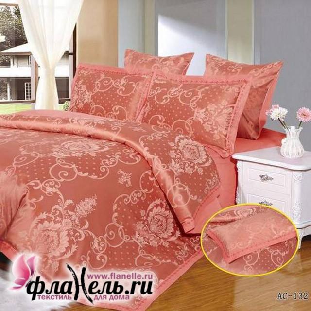 Комплект постельного белья KingSilk Arlet AC-132 сатин-жаккард
