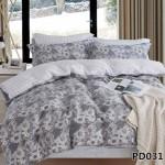 Комплект постельного белья KingSilk Arlet PD-031 печатный сатин