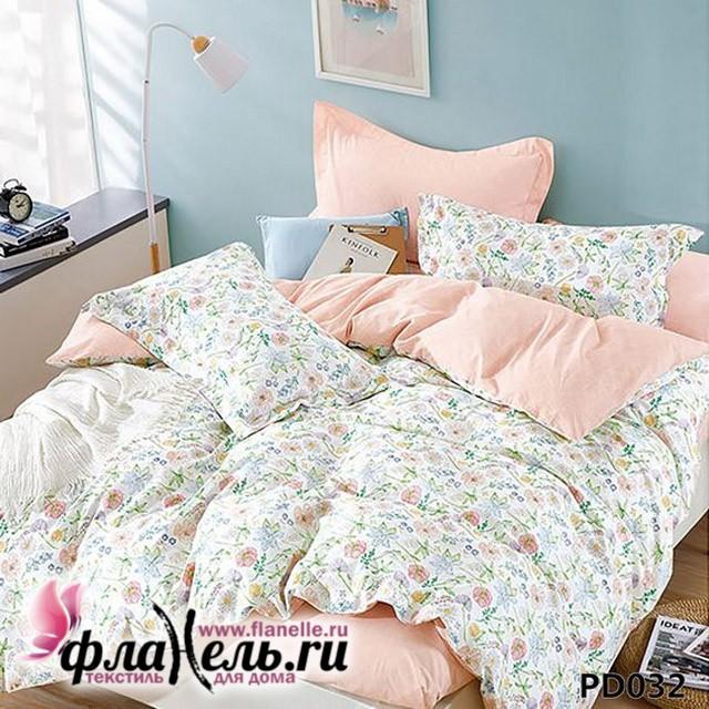 Комплект постельного белья KingSilk Arlet PD-032 печатный сатин