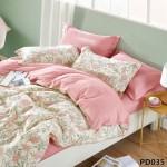 Комплект постельного белья KingSilk Arlet PD-035 печатный сатин