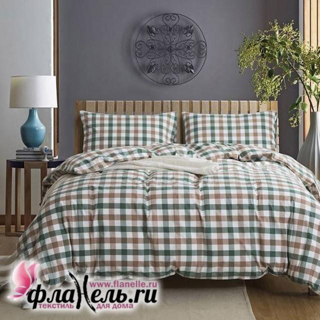 Комплект постельного белья Сайлид сатин пигментный N-05