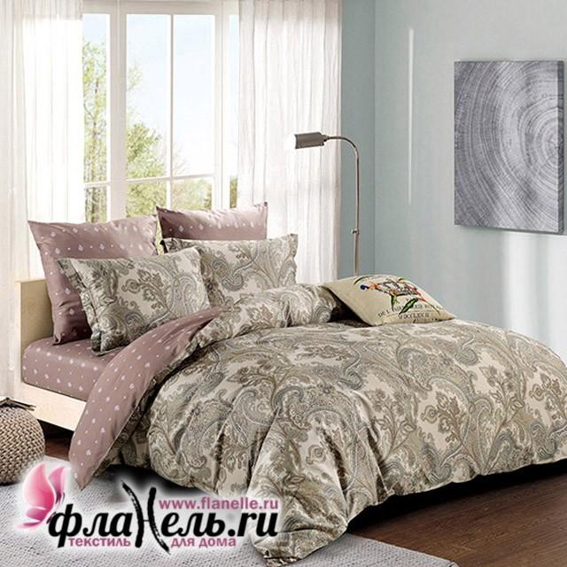 Комплект постельного белья Stile Tex (Стиль Текс) Мако-сатин Люкс H-182