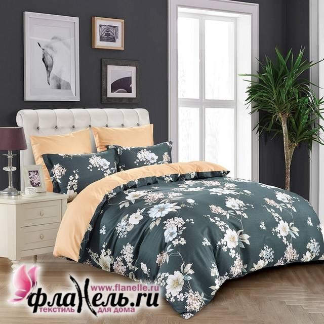 Комплект постельного белья Stile Tex (Стиль Текс) мако-сатин Люкс H-187