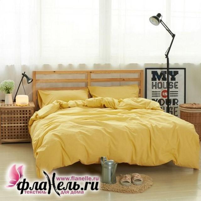 Комплект постельного белья Valtery лен с хлопком LE-07
