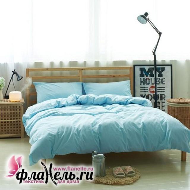 Комплект постельного белья Valtery лен с хлопком LE-10